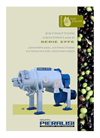 EFFE Series Centrifual Extractors - Brochure