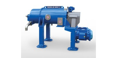 Pieralisi - Model BABY Series - Decanter Centrifuges