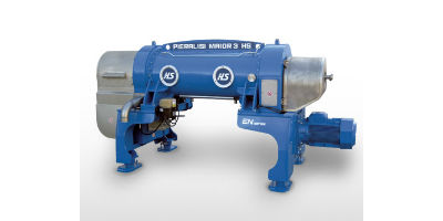 Pieralisi - Model MAIOR Series - Decanter Centrifuges