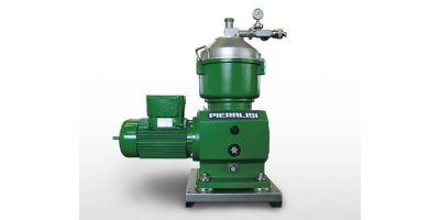 Pieralisi - Model S200 BD 32 - Centrifugal Separators with Solids Retaining Bowl