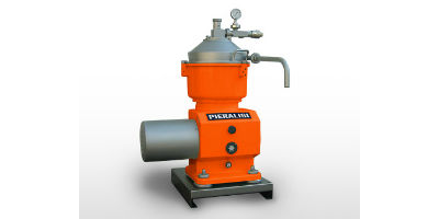 Pieralisi - Model S200 LO 32 - Centrifugal Separators with Solids Retaining Bowl