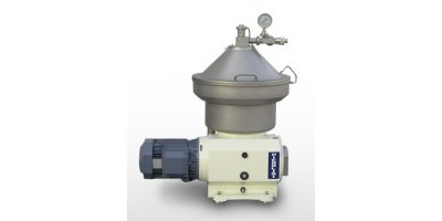 Pieralisi - Model FPC 12 FJ 01 - Centrifugal Separators with Automatic Discharge