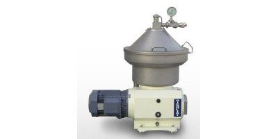 Pieralisi - Model FPC 12 WN 01 - Centrifugal Separators with Automatic Discharge
