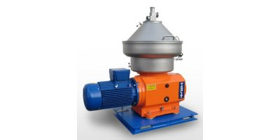 Pieralisi - Model FPC 12 CH 01 - Centrifugal Separators with Automatic Discharge