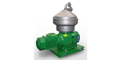 Pieralisi - Model FPC 12 BD 01 - Centrifugal Separators with Automatic Discharge