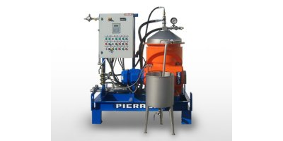 Pieralisi - Model FPC 12 BW 44 - Centrifugal Separators with Automatic Discharge