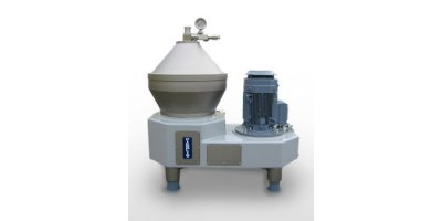 Pieralisi - Model FPC 18 FB 33 - Centrifugal Separators with Automatic Discharge