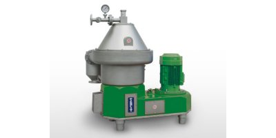 Pieralisi - Model FPC 24 BD 32 - Centrifugal Separators with Automatic Discharge