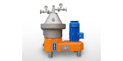 Pieralisi - Model FPC 24 SO 33 - Centrifugal Separators with Automatic Discharge
