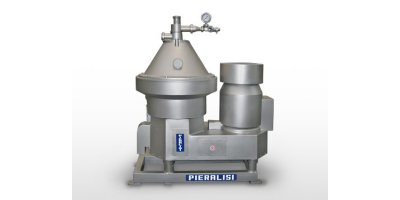 Pieralisi - Model FPC 24 FB 01 - Centrifugal Separators with Automatic Discharge