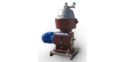Pieralisi - Model S250 SO - Centrifugal Separators with Solids Retaining Bowl