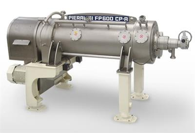 Pieralisi - Model FP600 CPA Series - Decanter Centrifuges