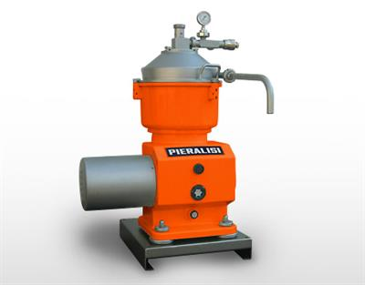 Pieralisi - Model S200 CF 32 - Centrifugal Separators with Solids Retaining Bowl