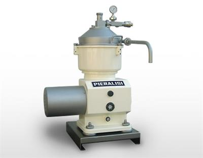 Pieralisi - Model S200 RC 32 - Centrifugal Separators with Solids Retaining Bowl