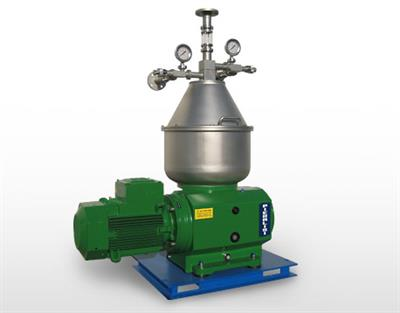 Pieralisi - Model S300 BD 33 - Centrifugal Separators with Solids Retaining Bowl