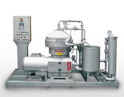 Pieralisi - Model FPC 12 FB 44 - Centrifugal Separators with Automatic Discharge