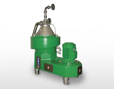 Pieralisi - Model FPC 18 BD 33 - Centrifugal Separators with Automatic Discharge