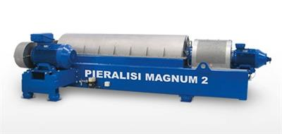 Pieralisi - Model Magnum Series - Decanter Centrifuges