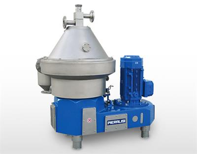 Pieralisi - Model FPC 24 EN 33 - Centrifugal Separators with Automatic Discharge
