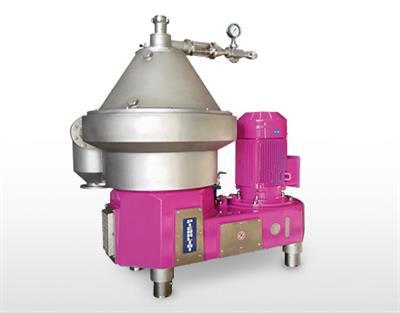 Pieralisi - Model FPC 24 WN 01 - Centrifugal Separators with Automatic Discharge