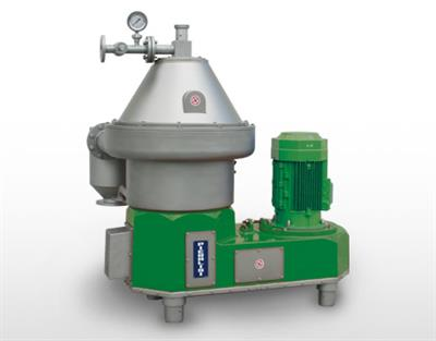 Pieralisi - Model FPC 24 BD 01 - Centrifugal Separators with Automatic Discharge