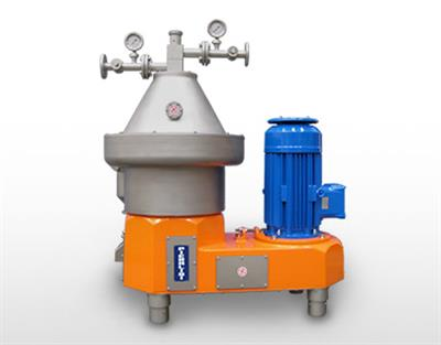 Pieralisi - Model FPC 24 MO 33 - Centrifugal Separators with Automatic Discharge