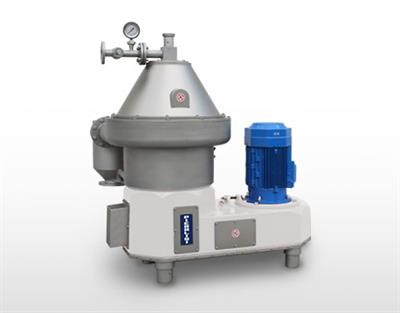 Pieralisi - Model FPC 24 FJ 01 - Centrifugal Separators with Automatic Discharge