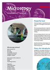 Microscopy For Biological Wastewater Treatment Brochure