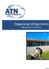 Degassing Refrigerators - Drill-Head and Piercing-Plier Brochure Brochure