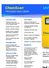 ChemScan UV-2150 Process Analyzers - Brochure