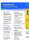 ChemScan UV-3150 Process Analyzers - Brochure