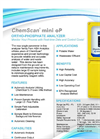 ChemScan - mini oP  - Features Brochure