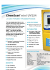 miniUV254 - Feature Brochure