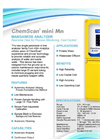 ChemScan - mini Mn - Feature Brochure