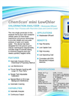 ChemScan - mini LowChlor - Features Brochure
