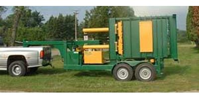 ENCORE PACKER - Model EP100P - Portable Waste Tire Baler