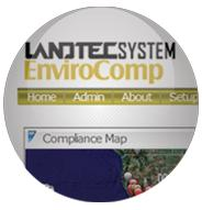 Version EnviroComp - LANDTEC System Software