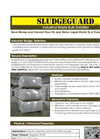 SludgeGuard - Industrial Waste Bulk Solidifier - Brochure