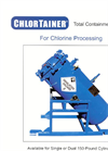 ChlorTainer - Ton Secondary Containment Vessel Brochure