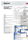 DURAG - D-EMS 2000 - Environmental and Process Data Management System Datasheet