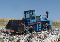 Aljon by C&C Mfg - Model 500 - Advantage 500 - Aljon Landfill Compactor