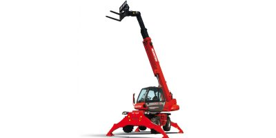 Model MRT 1440 Easy - Rotating Telehandlers