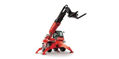 Manitou - Model MRT 1640 Easy - Rotating Telehandlers