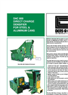DAC 800 Direct Charge Densifier Brochure