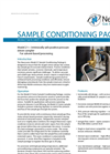 Model 21 Series - Intrinsically Safe Positive Pressure Driven Sampler Brochure