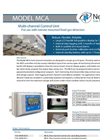 Model MCA - Multi-Channel Analyzer Brochure