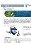 Model MGT14 - Safe Area Fixed Gas Detectors Brochure