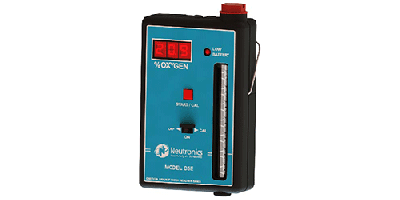 Model C5E  - Handheld Percent Oxygen Analyzer with Internal Pump