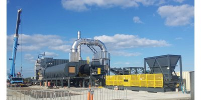 Super - Model DFS7 - 7` x 27` Direct Fired Thermal Plants