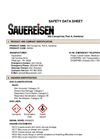 Sauereisen ConoPrime - Model No. 502 -  Part A, Hardener - MSDS